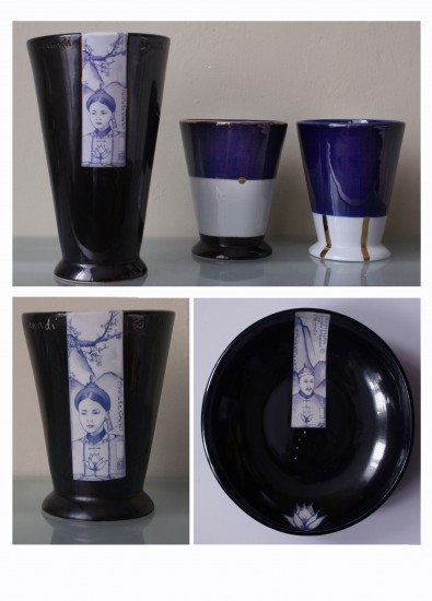 porcelaine by Fabienne Jouvin for Asiatides